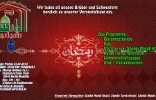 2. Ramadanprogramm