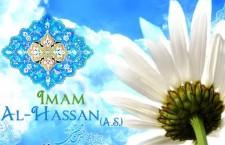 Geburtstag von Imam Hassan (a.s.)