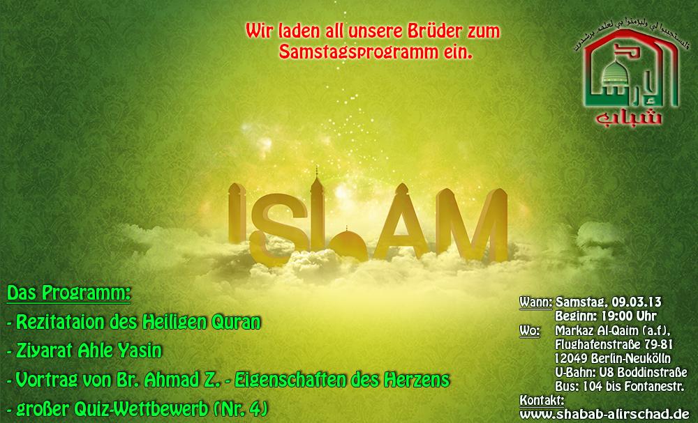islam_samstag