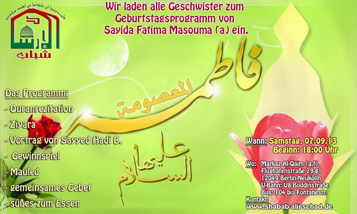 Fatima-Masouma