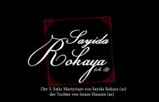 Das Begräbnis von Sayida Rokaya