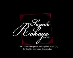 sayida rokaya
