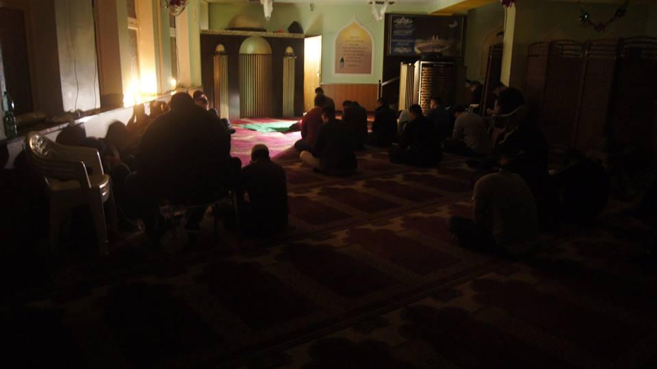 1. Mitternachtsprogramm in Shahr Ramadan 1436
