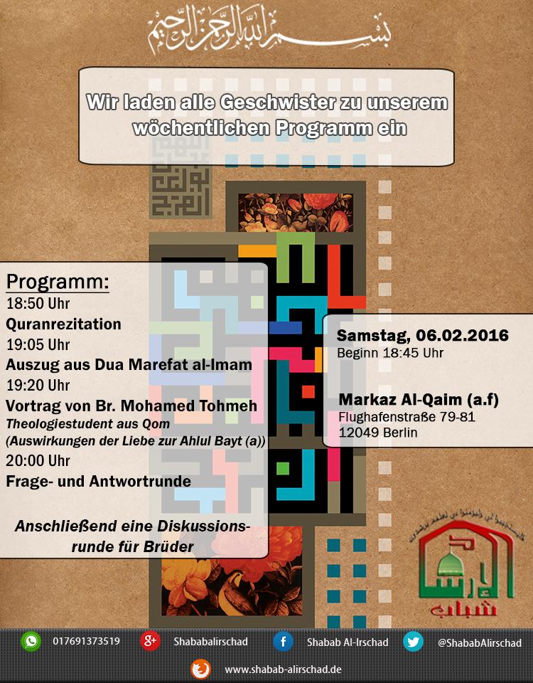 Samstagsprogramm kw5