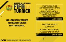 Erstes FIFA Turnier